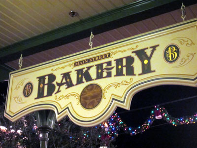 Main Street USA Bakery