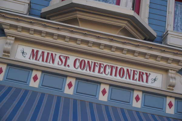 The Main Street Confectionery feels like a nostalgic, old-fashioned, candy shop!