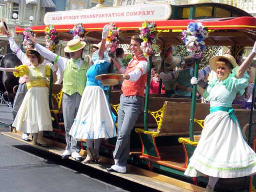 The Trolley Show is a classic - be sure to check it out.