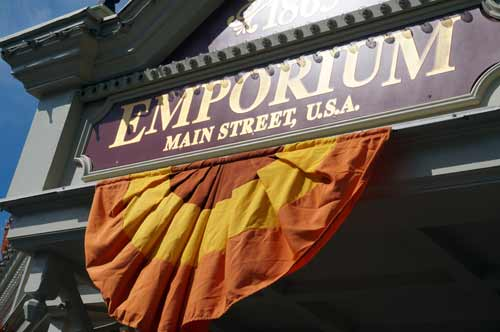 Stop by the Emporium for a great Disney souvenir!