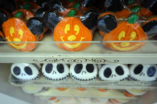 Nothing says Halloween like sweets!