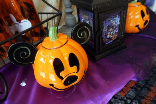 If you want a Halloween souvenir, the Emporium is a great place to get it!