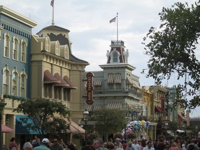Main Street USA Buildings