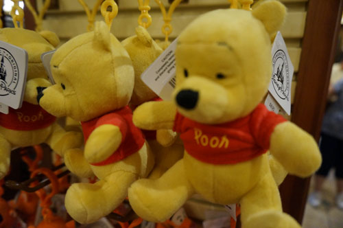 Pooh from Winnie the Pooh.