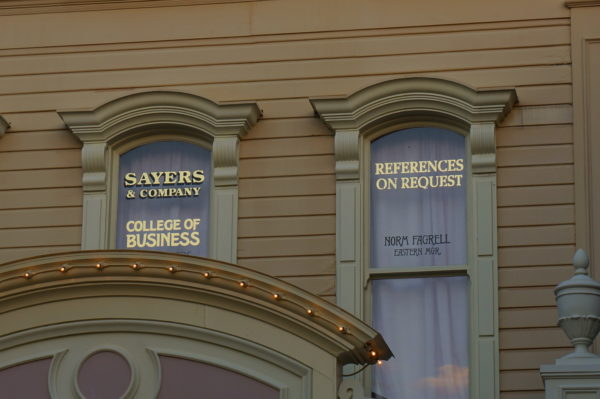 Eagrell took over Lessee Relations for Disney World when Sayers retired.
