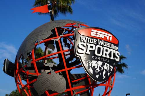 Enjoy all things sports at the ESPN Wide World Of Sports Complex.