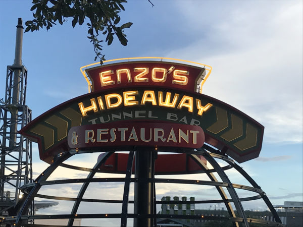 Maria and Enzo's Ristorante and Enzo's Hideaway will offer 40% off to Annual Passholders now through December 31st, 2018.