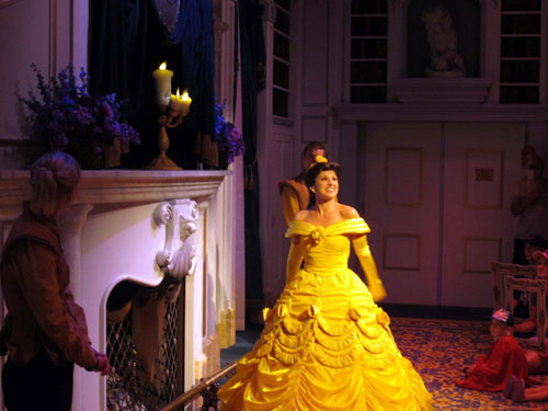 Enchanted Tales with Belle is one of the most innovative meet and greets anywhere.