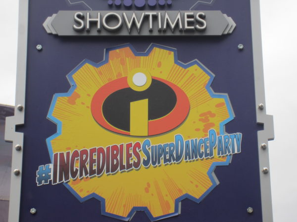 Join the Incredibles for a SUPER Dance Party in Tomorrowland!