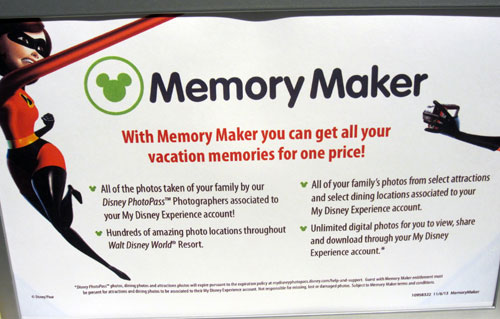 There are several ways to purchase Disney's Memory Maker.