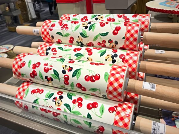 Complete the look of your kitchen with a rolling pin . $29.99