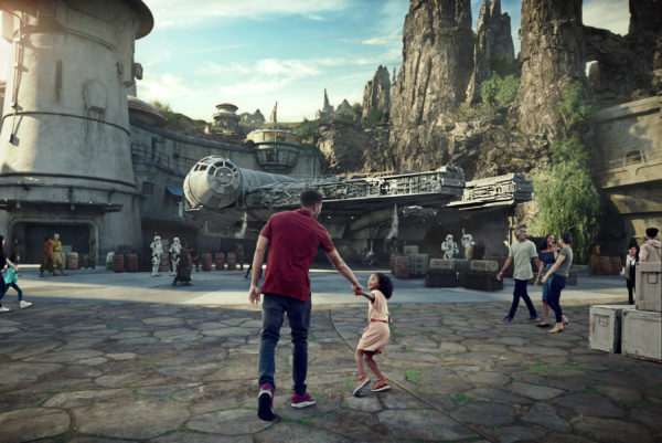 Star Wars: Galaxy's Edge opens August 29, 2019 at Disney's Hollywood Studios. Photo credits (C) Disney Enterprises, Inc. All Rights Reserved.