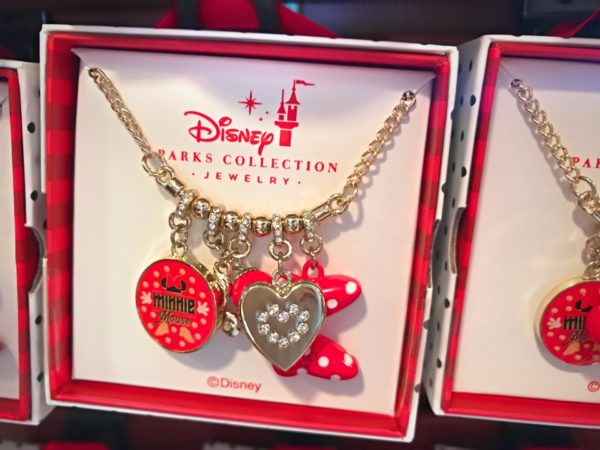 Just in time for your Valentine, this charm necklace is only $24.99!