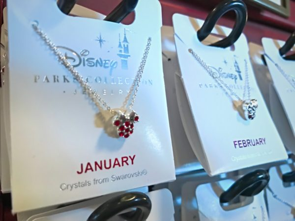 Wear your birthstone in true Minnie Mouse fashion! $19.99!