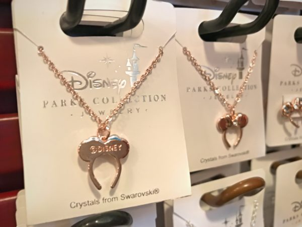 Less is more with this Minnie Ears necklace from Swarovski! $19.99!
