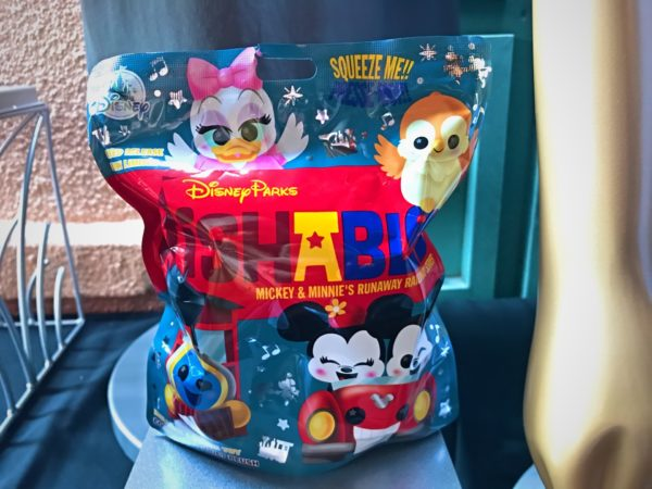 Mickey and Minnie's Runaway Railway has some great characters, and you can own them in squishables versions!