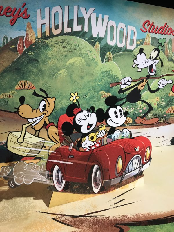 Mickey and Minnie's Runaway Railway will open on March, 4th, 2020 and bring some Disney history full circle!