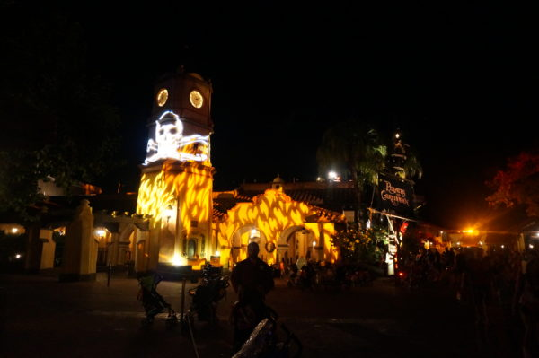 Pirates of the Caribbean looks amazing with its new projection!