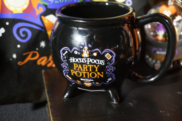 This cauldron coffee mug might be just what you need to get going in the morning!