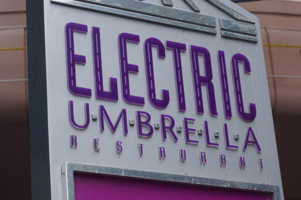 No more waiting in line at Electric Umbrella.