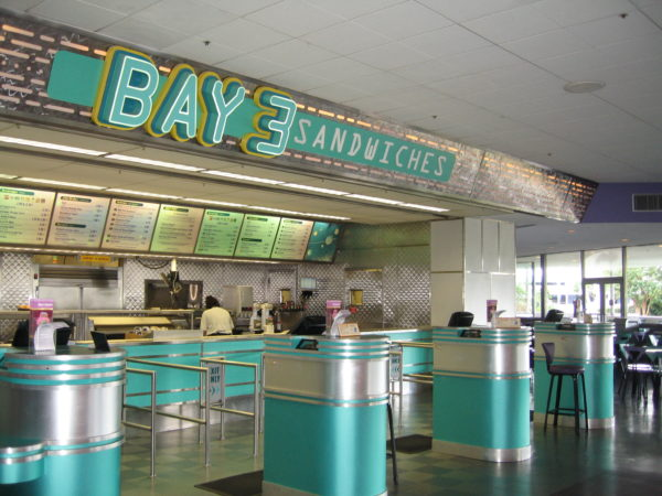 No more choosing a bay at Cosmic Ray's! Just order from your smart phone!