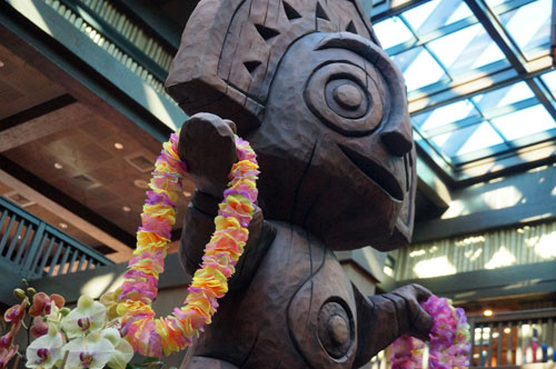Start your day at the Polynesian.