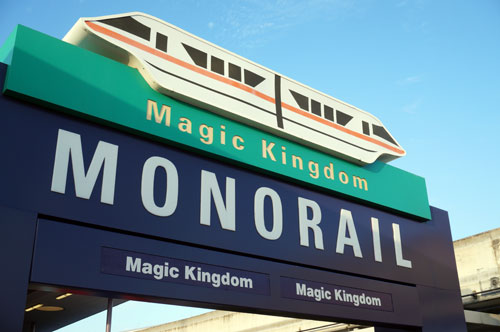 Experience a fun non-park day for adults with a monorail crawl.