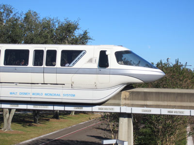 Monorail Drivers have interesting jobs.