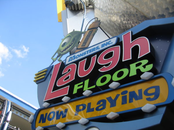 Get ready for the return of the Laugh Floor!