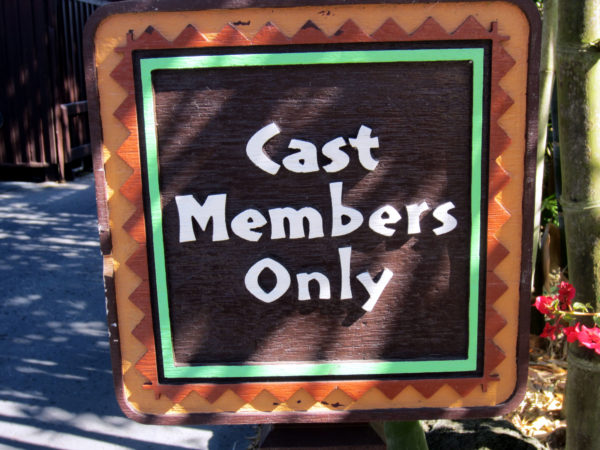 Disney employs over 70,000 Cast Members!