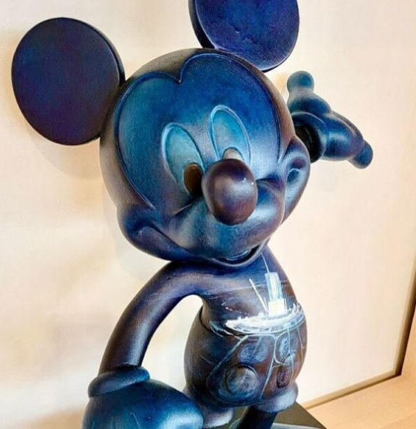 """The series is called """"Mouse As Muse."""" Photo credits (C) Disney Enterprises, Inc. All Rights Reserved"""