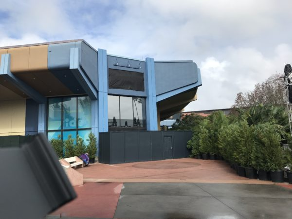 New, temporary location in Innoventions East