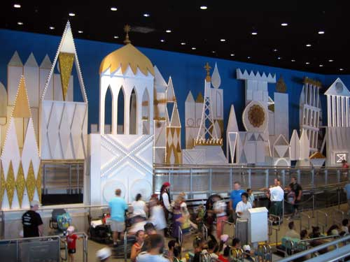 It's a Small World is fun for the whole family.