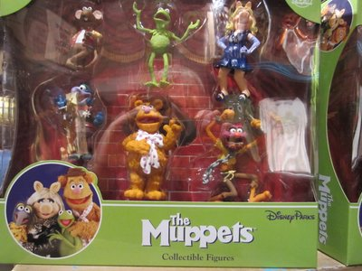 The store carries Muppet toys that you won't see in many places.