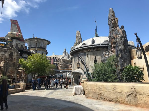 Let's learn about how Disney created the music for Galaxy's Edge.