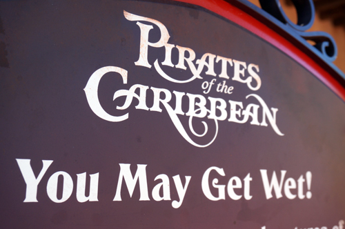 For me, Pirates is a must do attraction at the Magic Kingdom.