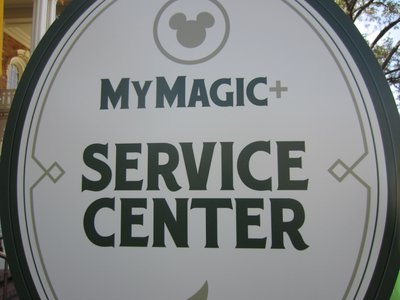 All Disney Resorts will use MyMagic+ by November, 2013.