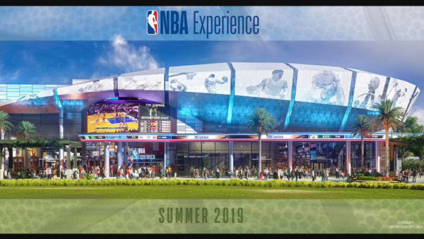 The NBA Experience at Disney Springs. Photo credits (C) Disney Enterprises, Inc. All Rights Reserved