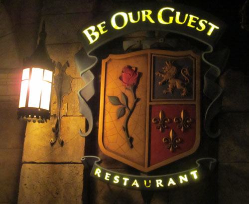Teenage girls would feel like princesses dining with Disney Princes at Be Our Guest.
