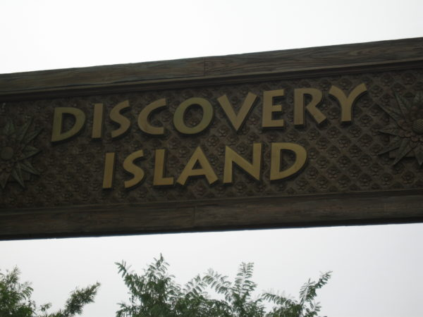 The Discovery Island concept could be repurposed in the Caribbean!