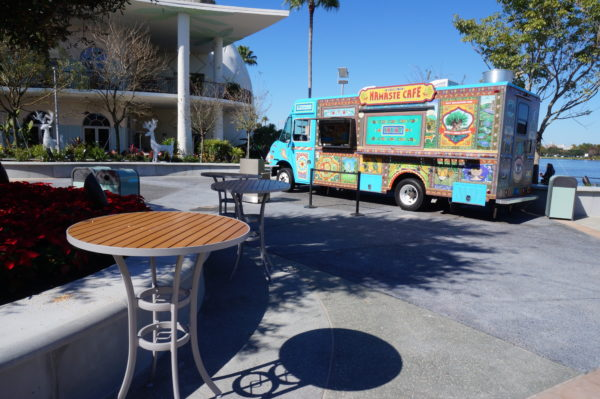 Cookie Dough and Everything Sweet Food Truck will open in Disney Springs' Food Truck Park later this month!