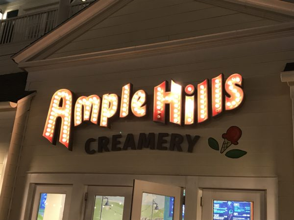 Ample Hills Creamery is coming to Disney Springs!