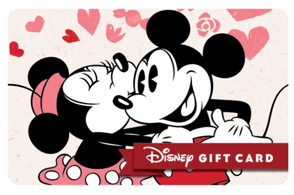 Mickey and Minnie smooch! Photo credits (C) Disney Enterprises, Inc. All Rights Reserved