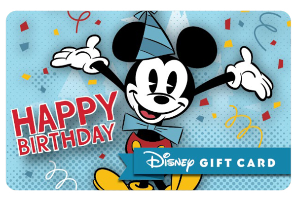 Happy Birthday Mickey Mouse. Photo credits (C) Disney Enterprises, Inc. All Rights Reserved