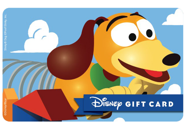 Slinky Dog. Photo credits (C) Disney Enterprises, Inc. All Rights Reserved