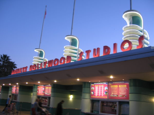 New auto entrance for Disney's Hollywood Studios opens this week.