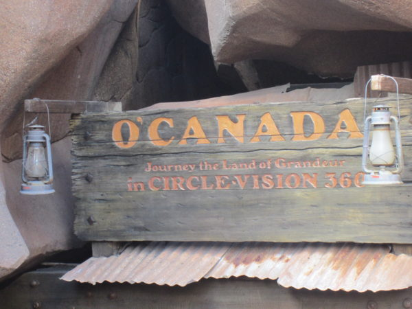 O Canada is getting a new movie, but Disney hasn't said when it will be available.