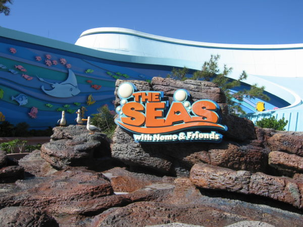 The Seas with Nemo and Friends has a lot to offer, and there's hardly ever a wait!