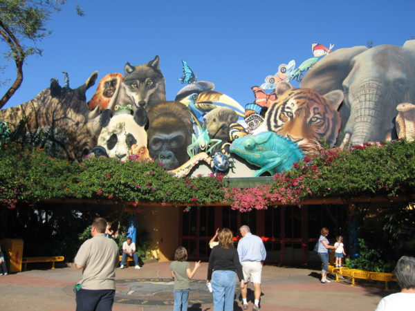 Rafiki's Planet Watch has a lot to explore.