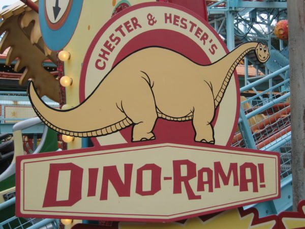 Dinoland USA is a lot of fun!